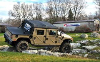 AM General Humvee : histoire d'une légende !