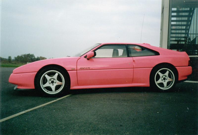 LM 10 Rose