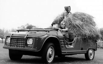 Citroën Méhari : l'âne devenu dromadaire !