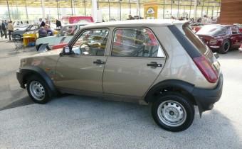 Pars Khodro Sepand PK : une drôle de Renault 5 !
