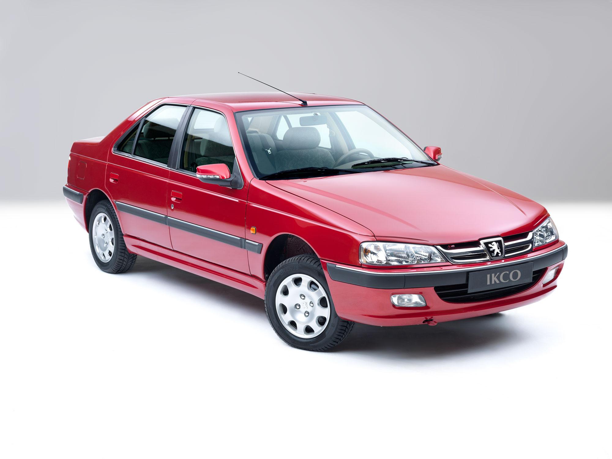 La Pars s'inspire de la Peugeot 406