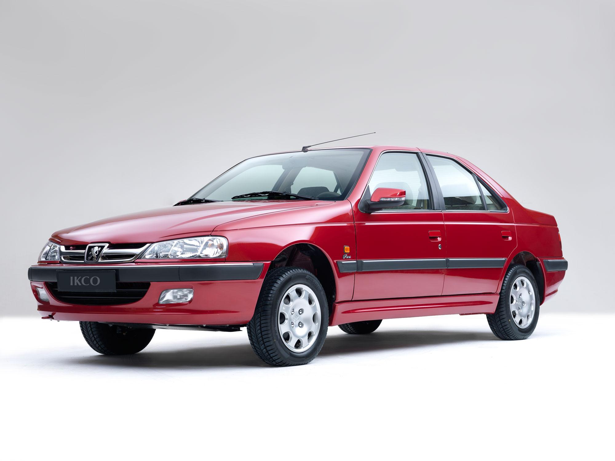 Peugeot Pars Petite Histoire De La 405 Iranienne