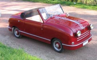 Rovin D4 : une voiture en miniature !