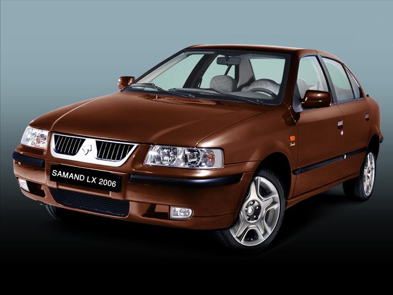 La Samand est fabriquée depuis 1996 sur la base d'une 405