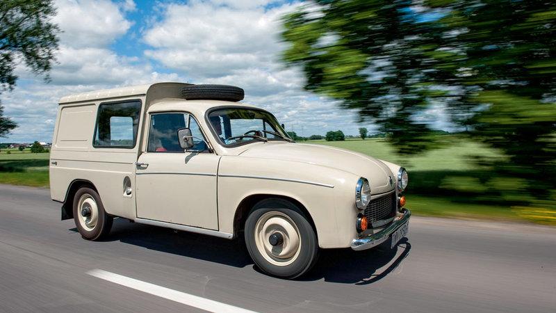 La Bosto, version camionnette de la 105 !