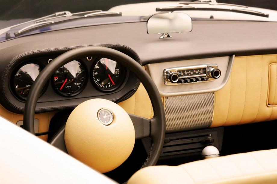 L'intérieur luxueux et vintage !