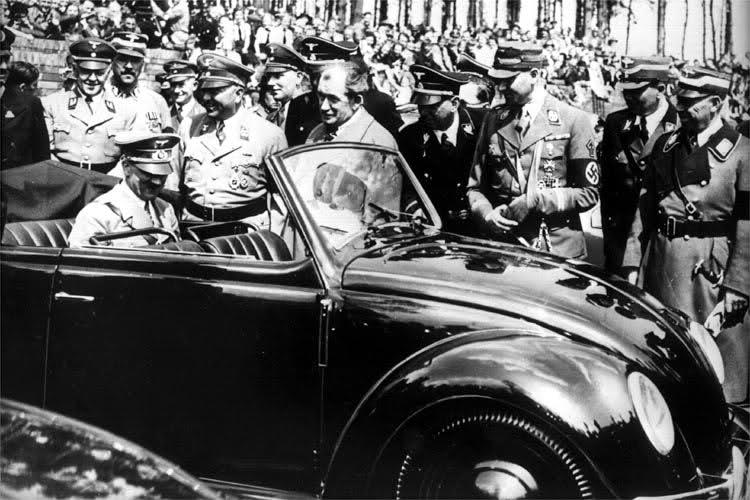 Les débuts nazis de la KdF Wagen, qui ne sera produites qu'à quelques exemplaires entre 1938 et 1945 !