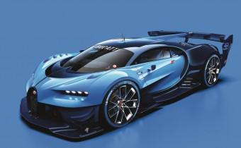 Bugatti Vision Gran Turismo: l'horreur automobile !