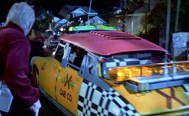 La Citroën DS du futur sert désormais de taxi !