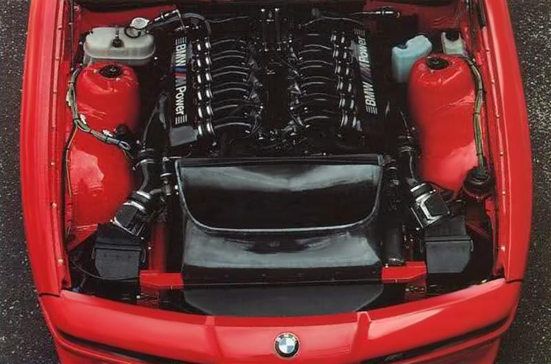 Le S70/1 n'est pas le même moteur que le S70/3 de la McLaren F1