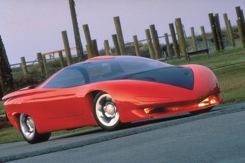 La Pontiac Banshee de 1988