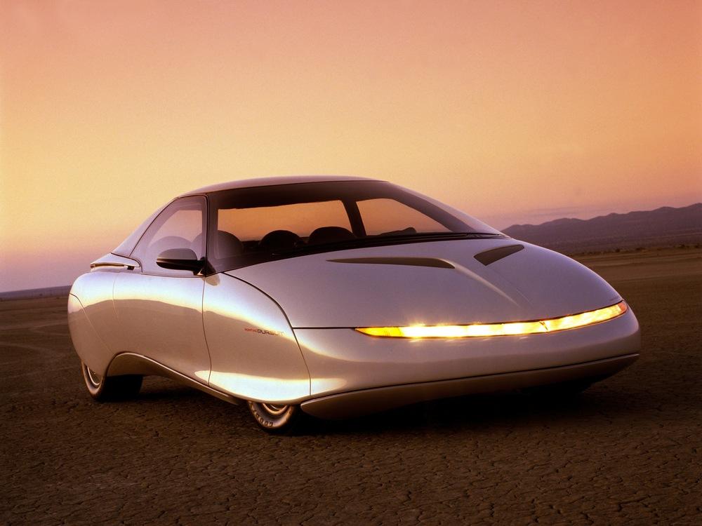 La Pontiac Pursuit est aussi l'héroïne de Robocop !