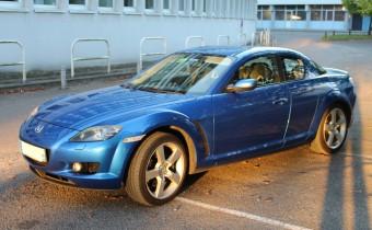 Caisse de lecteur: la Mazda RX8 de Pierre !