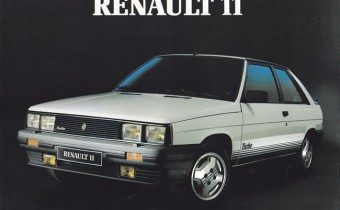 "Renault 11 Turbo ""kit Ferry"" : pierre philosophale !"