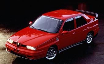 Alfa Romeo 155 TI-Z / GTA-Z : des Zagato pour le Japon !