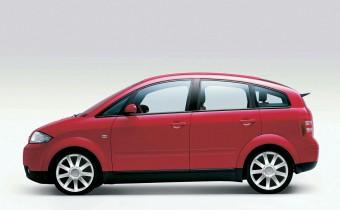 Audi A2 : la faute de car(re) !