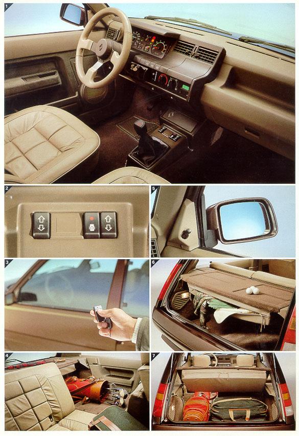 A l'intérieur c'est d'un luxe encore jamais à ce niveau de gamme !