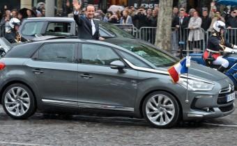 DS 5 Présidentielle : la voiture win/win !