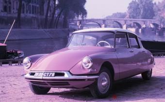 Citroën ID 19 : la DS de l'ombre !
