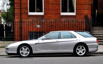 Ferrari 456 GT Venice : le pouvoir de l'argent !
