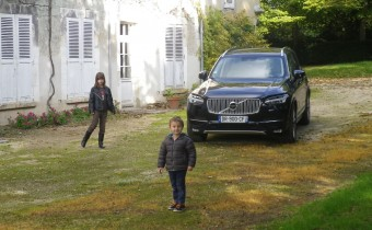 Volvo XC90 D5 AWD: l'alternative !