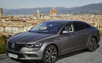 Renault Talisman : porte-bonheur de transition !
