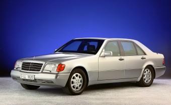 Mercedes Classe S W140 : pachyderme de luxe !