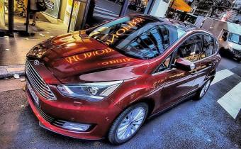 Ford C-Max Ecoboost 125: l'alternative !