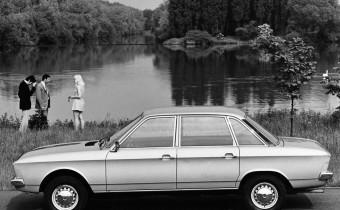 Volkswagen K70: la première traction avant de VW !