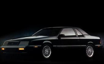 Chrysler LeBaron 1986: mon rêve américain !
