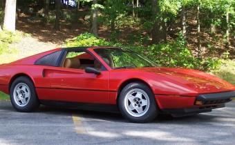 Pontiac Fiero Mera: presque une Ferrari 308 !