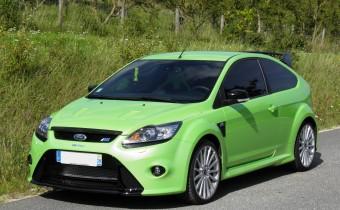 Caisse de lecteur: la Ford Focus RS de Bruno !