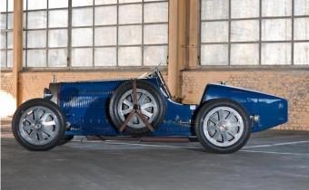 """Pur Sang """"Bugatti"""" Type 35 : la réplique parfaite ?"""