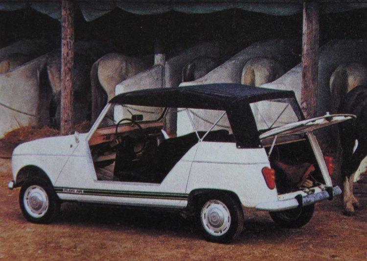 Renault 4 Plein Air : un bide « sans pareil » !
