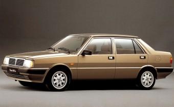 Lancia Prisma: une italienne en toute discrétion !