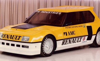 "Renault 5 Turbo PPG Pace Car: le ""must have"" du collectionneur !"