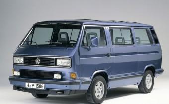 Volkswagen Transporter T3 : le dernier du genre !