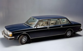 Volvo 264 TE : joue-là comme Honecker !