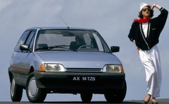Citroën AX: une trentenaire révolutionnaire !