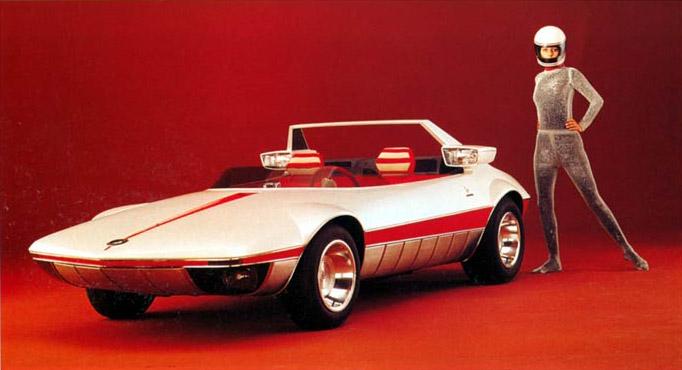 L'inspiratrice, l'Autobianchi Runabout par Bertone en 1969 !