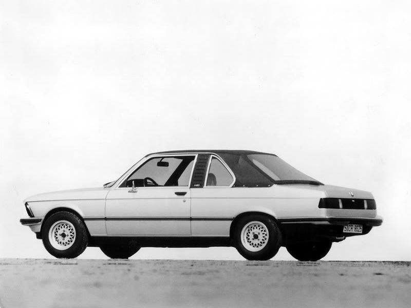 Pas de cabriolet dans la gamme, mais une rare version découvrable signée Baur !
