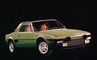 Fiat/Bertone X1/9 : l'étrange italienne !