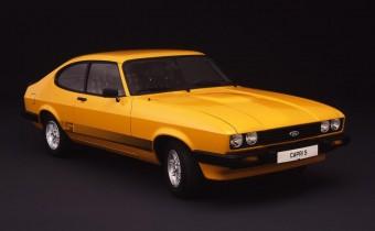Ford Capri : la Mustang européenne !