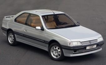 Peugeot 405 Coupé Heuliez : le chaînon manquant !
