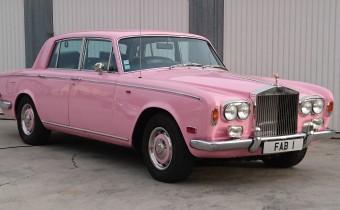 Caisse de lecteur: la Rolls Royce Silver Shadow de Denis !