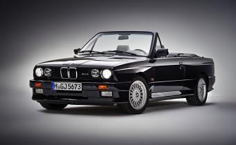 BMW M3 E30 Cabriolet : la voiture du yuppie !