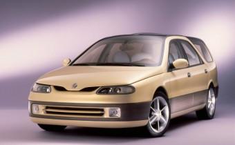 Renault Laguna Evado Concept: le teasing selon Renault