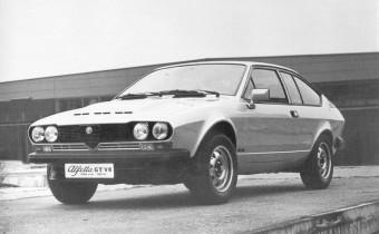 Alfa Romeo Alfetta GTV8 2.6i: 4 places et V8 de Montreal !