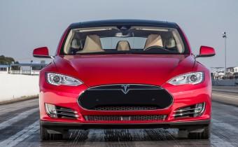 Tesla Model S P90D: la voiture modèle ?