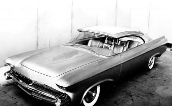 Chrysler Norseman : le coupé révolutionnaire repose au fond de l'océan